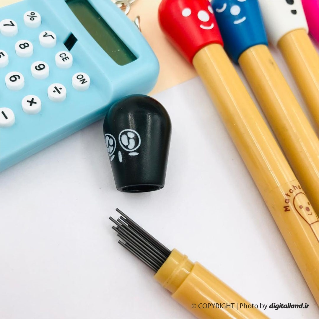 تصویر نوک مداد مکانیکی کبریتی V2027
