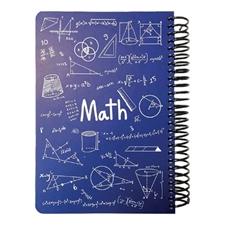 تصویر دفتر مشق 200 برگ دات نوت مدل Science درس ریاضی
