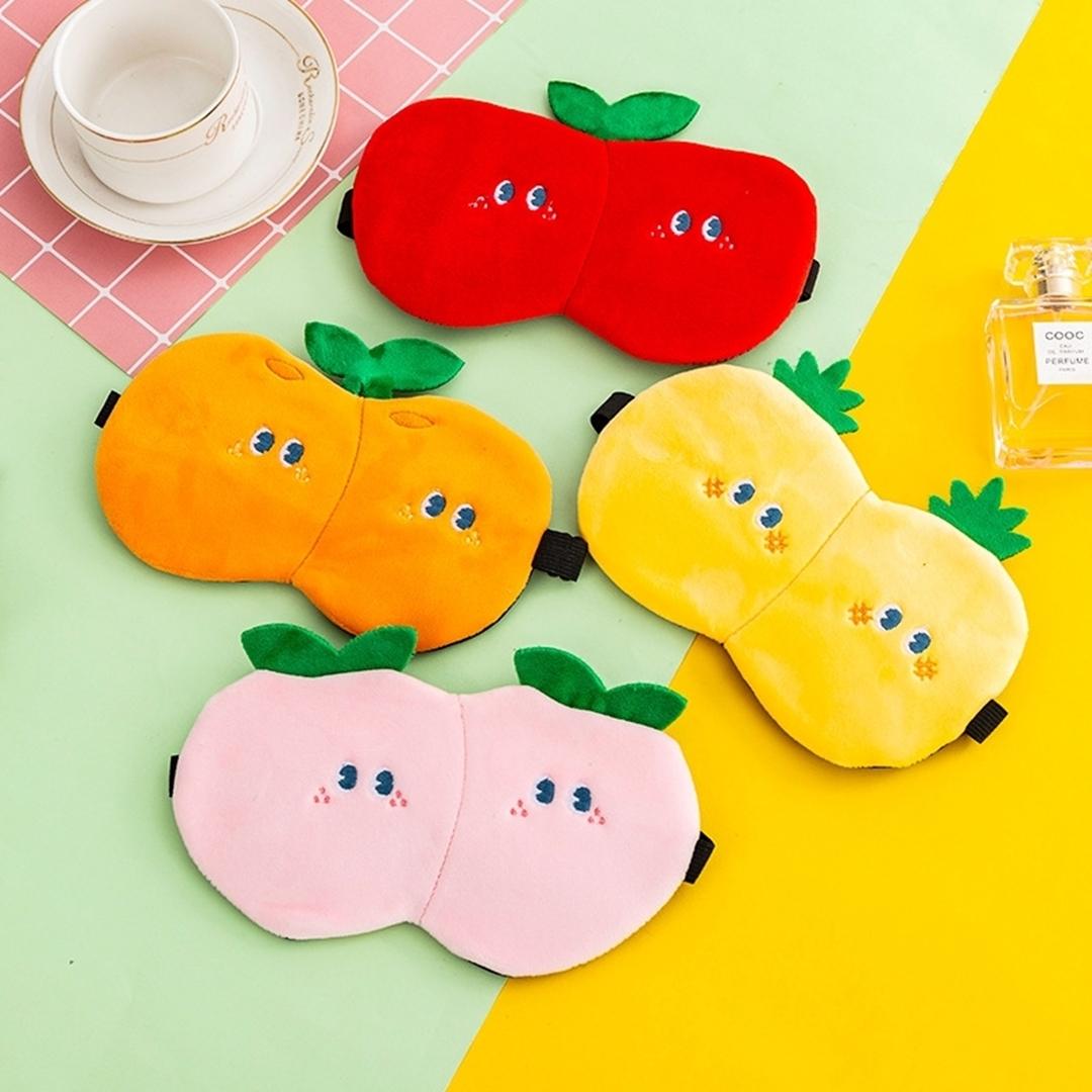 تصویر چشم بند Lannishi کمپرس دار مدل میوه