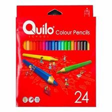 تصویر مداد رنگی کوییلو 24 رنگ مدل 634003