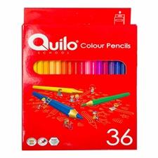 تصویر مداد رنگی کوییلو 36 رنگ مدل 634003